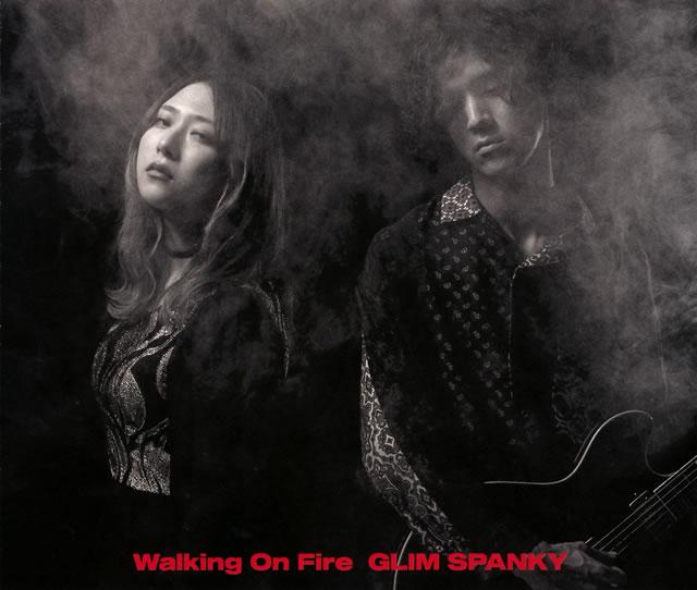 GLIM SPANKY / Walking On Fire [2CD+DVD] [限定]