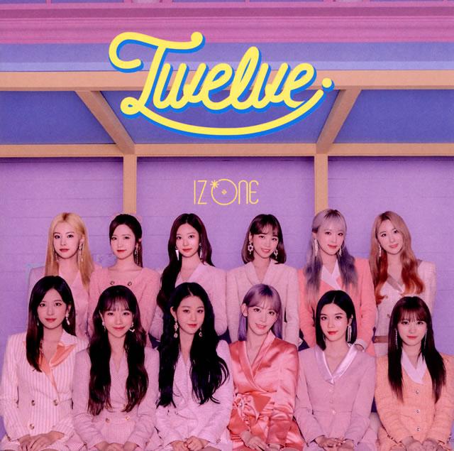 IZ*ONE / Twelve(TYPE B) [CD+DVD]