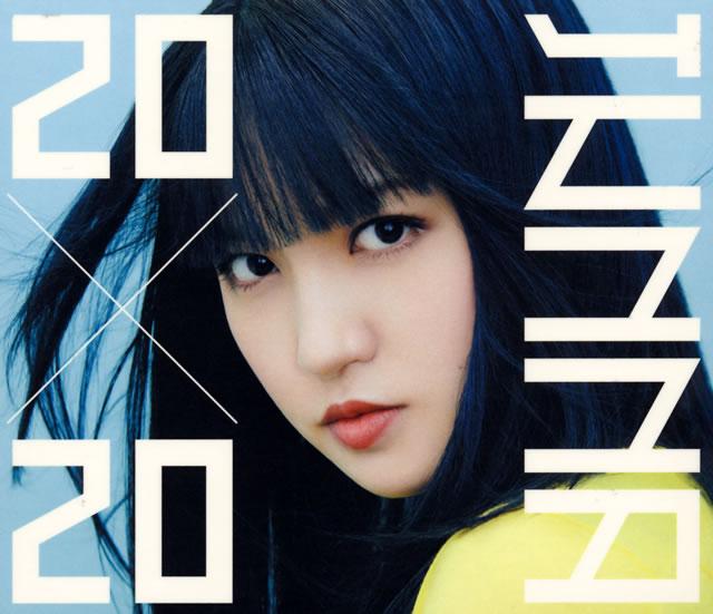 JUNNA / 20×20 [Blu-ray+CD] [限定]