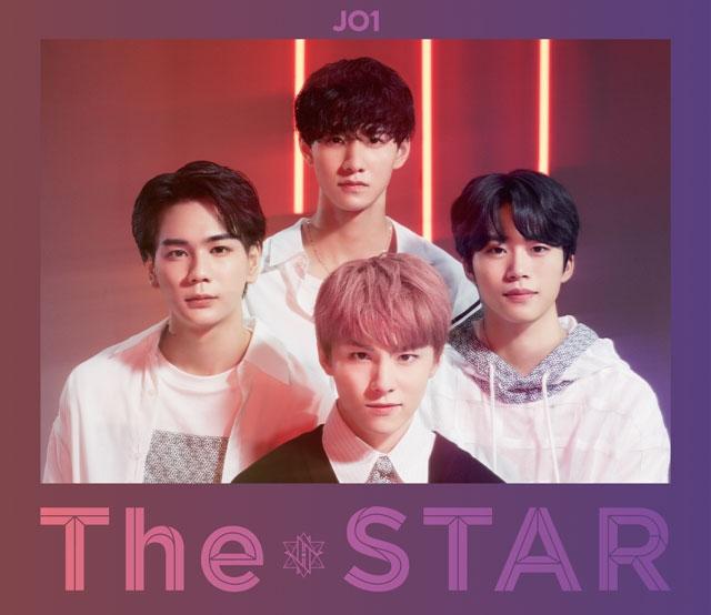 JO1 / The STAR(初回限定盤Red) [CD+DVD] [限定]