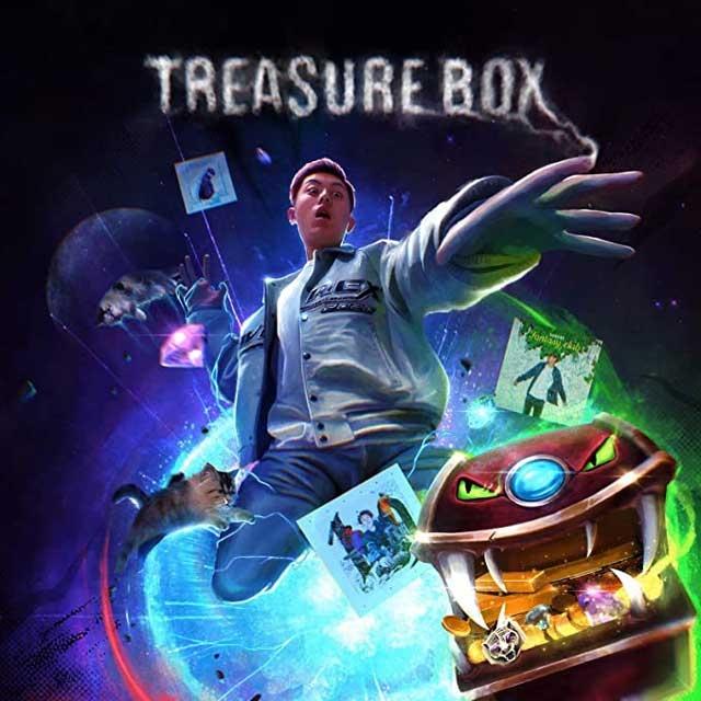 空音 / TREASURE BOX