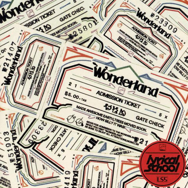 lyrical school / Wonderland