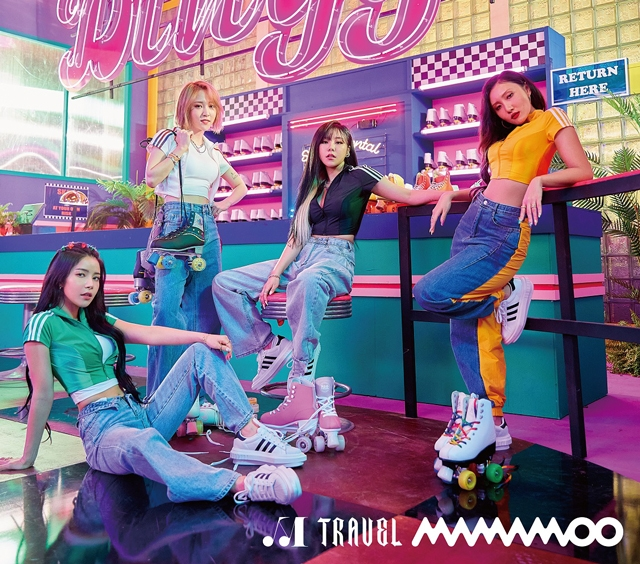 MAMAMOO / TRAVEL-Japan Edition- [限定]