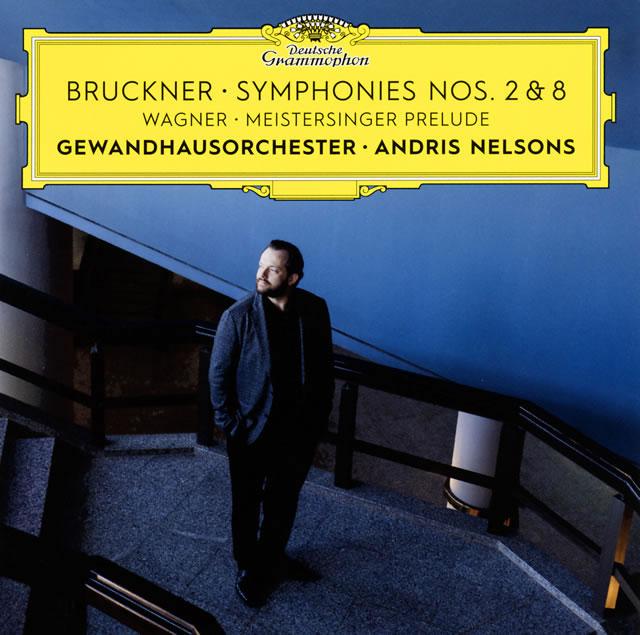 ブルックナー:交響曲第8番・第2番 他 ネルソンス / LGO [2CD] [UHQCD]
