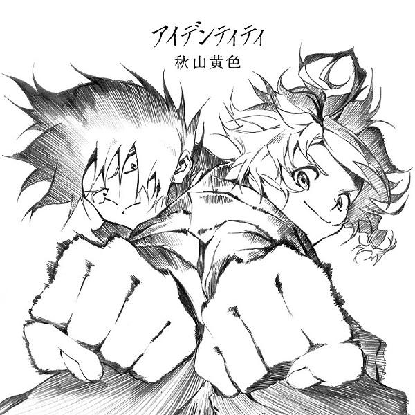 秋山黄色 / アイデンティティ [紙ジャケット仕様] [CD+DVD] [限定]