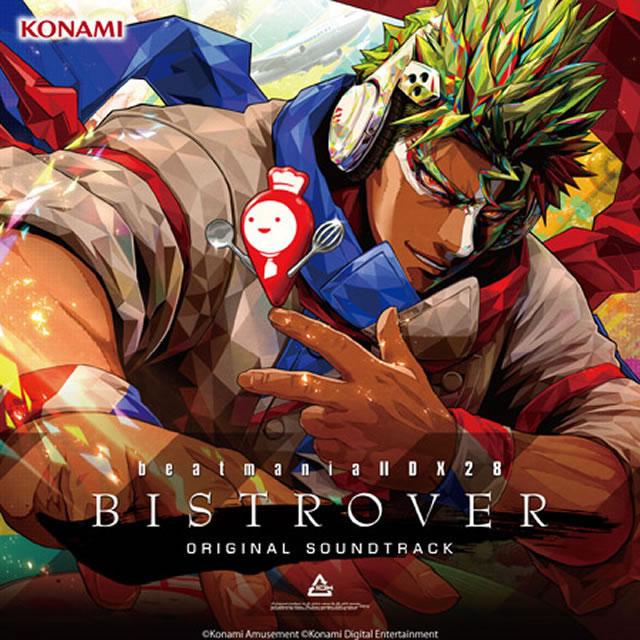 「beatmania 2DX 28 BISTROVER」ORIGINAL SOUNDTRACK [4CD]