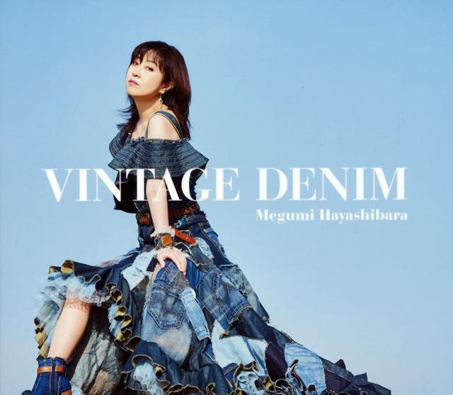 林原めぐみ / 30th Anniversary Best Album「VINTAGE DENIM」 [3CD]