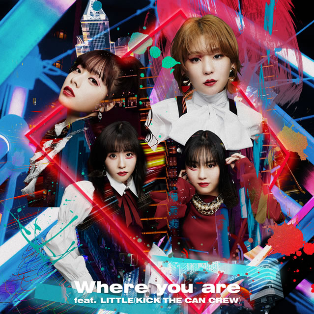 BlooDye / Where you are feat.LITTLE(KICK THE CAN CREW) [CD+DVD] [限定]