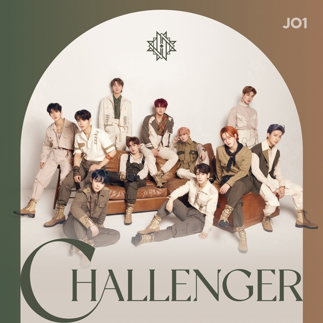 JO1 / CHALLENGER [CD+DVD] [限定]