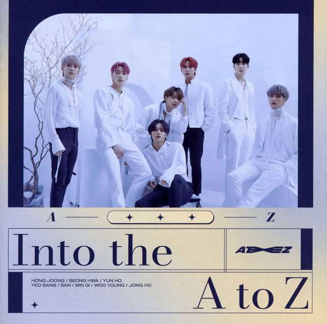 ATEEZ / Into the A to Z