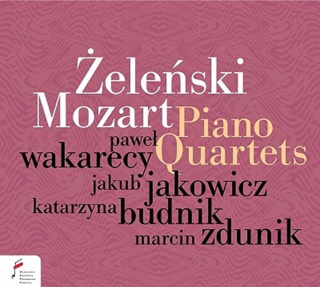 ジェレンスキ&モーツァルト:ピアノ四重奏曲集 ヴァカレツィ(P) ヤコヴィチ(VN) 他