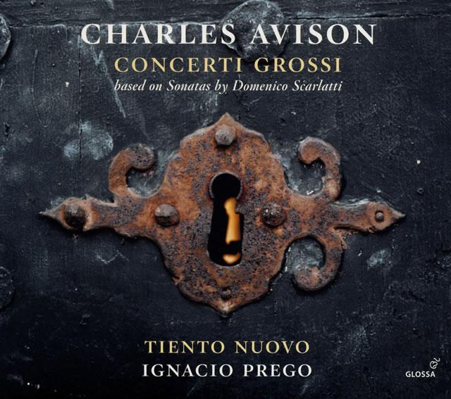 エイヴィソン:合奏協奏曲集 プレーゴ(HC、指揮) ティエント・ヌオーボ