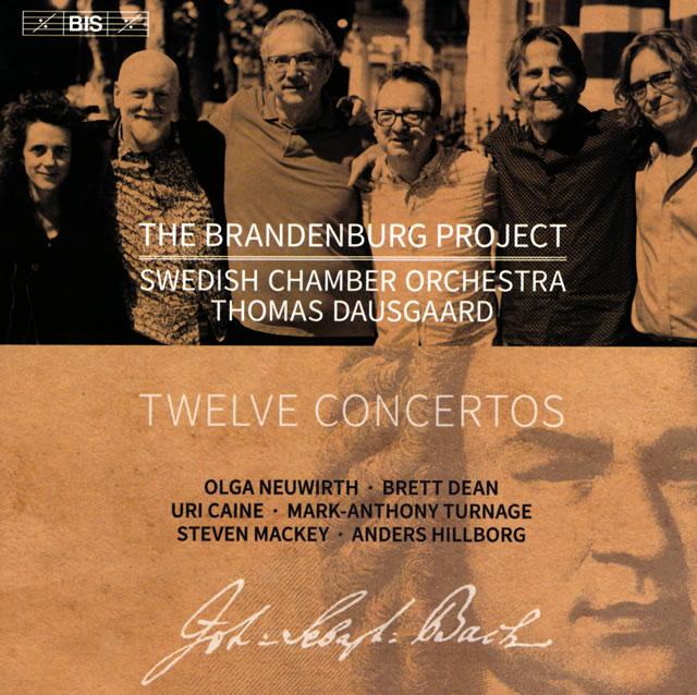 ザ・ブランデンブルク・プロジェクト ダウスゴー / スウェーデンco. 他 [SA-CDハイブリッド] [3CD]