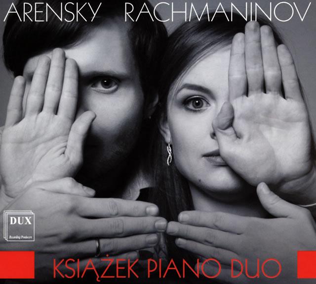 クションジェク・ピアノ・デュオ〜アレンスキー&ラフマニノフ クションジェク・ピアノ・デュオ