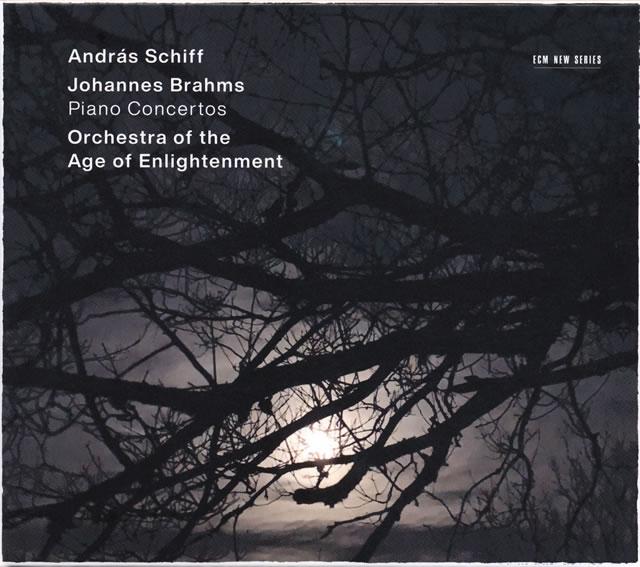 ブラームス:ピアノ協奏曲第1番・第2番 シフ(P) [2CD] [SHM-CD]