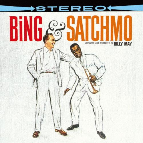 ビング・クロスビー&ルイ・アームストロング / ビング&サッチモ[+1] [UHQCD]