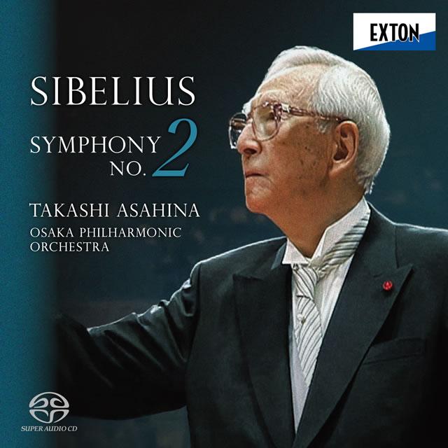 シベリウス:交響曲第2番 朝比奈隆 / 大阪フィルハーモニーso. [SA-CDハイブリッド]