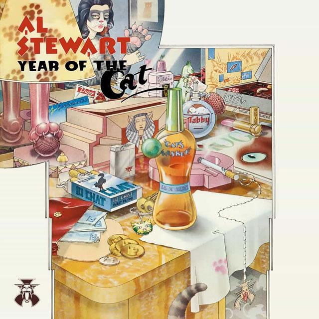 アル・スチュワート / イヤー・オブ・ザ・キャット:45周年記念デラックス・エディション [3CD+DVD]