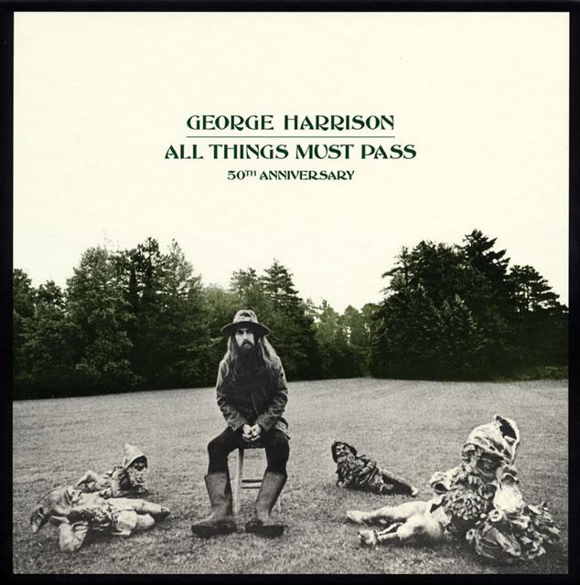 ジョージ・ハリスン / 50周年記念作品 オール・シングス・マスト・パス スーパー・デラックス・エディション [Blu-ray+5CD] [SHM-CD] [限定]