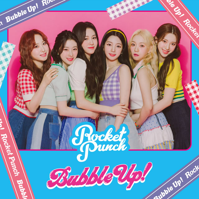 Rocket Punch / Bubble Up! [CD+DVD] [限定]