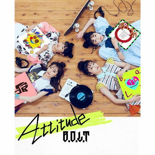 B.O.L.T / Attitude [Blu-ray+CD] [限定]