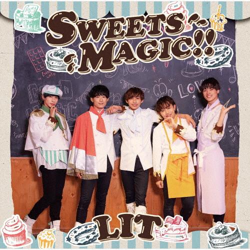 LIT / SWEETS MAGIC!! [CD+DVD]