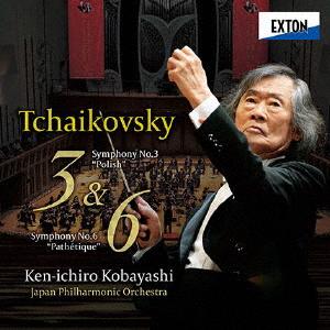 チャイコフスキー:交響曲第3番「ポーランド」・第6番「悲愴」 小林研一郎 / 日本フィルハーモニーso. [2CD]