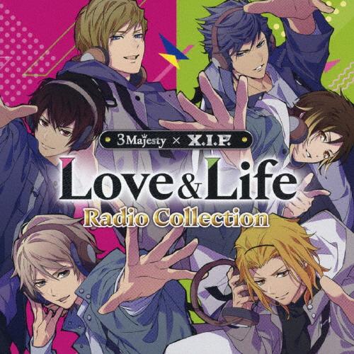 「ときめきレストラン☆☆☆」〜Love&Life Radio Collection / 3 Majesty×X.I.P. [限定]