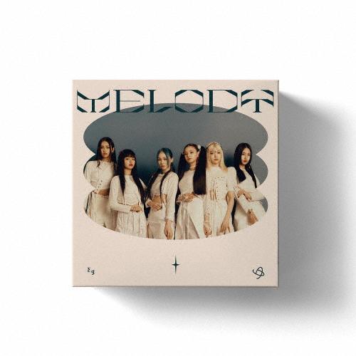 EVERGLOW / Last Melody:3rd Single(First Memoir Ver.)