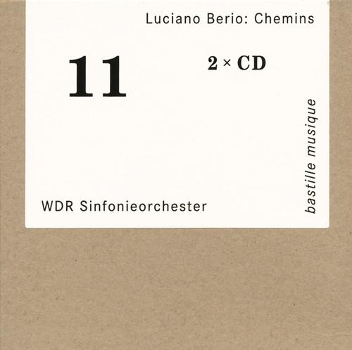 ルチアーノ・ベリオ:シュマン(全曲) [2CD]