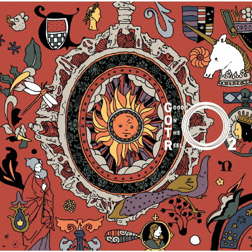 GOOD ON THE REEL / O[↓]2〜太陽盤〜