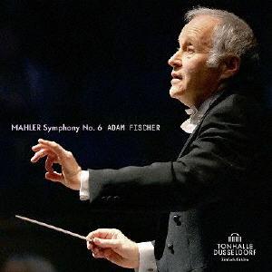 マーラー:交響曲第6番イ短調「悲劇的」 A.フィッシャー / デュッセルドルフso.