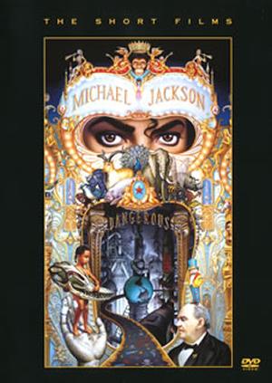 マイケル・ジャクソン/DANGEROUS〜ザ・ショート・フィルム・コレクション [DVD]