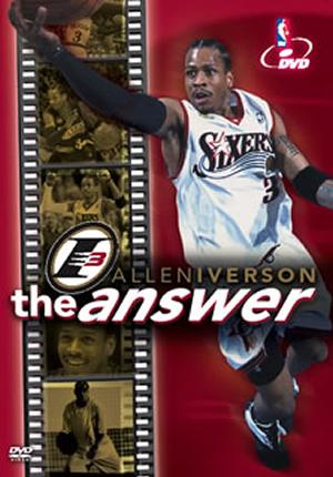 アレン・アイバーソン/THE ANSWER [DVD]
