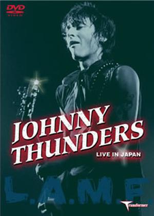 ジョニー・サンダース/ライブ・イン・ジャパン [DVD]