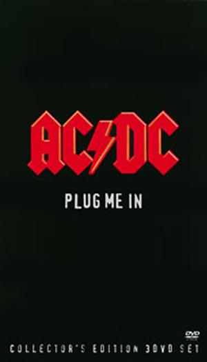 AC/DC/プラグ・ミー・イン〜コレクターズ・エディション・3DVD・セット〜〈完全生産限定・3枚組〉 [DVD]