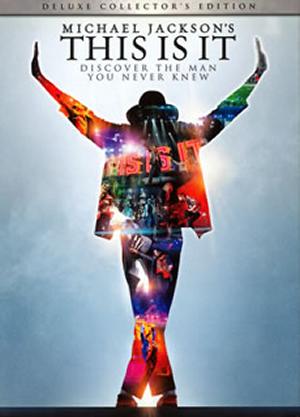 マイケル・ジャクソン THIS IS IT デラックス・コレクターズ・エディション〈2枚組〉 [DVD]
