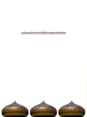 "ACIDMAN/LIVE TOUR""ALMA""in 日本武道館〈2枚組〉 [DVD]"