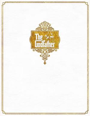ゴッドファーザー 製作40周年記念 ブルーレイ・コレクターズ・エディション〈期間限定・4枚組〉 [Blu-ray]