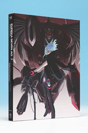 エウレカセブンAO 7〈初回限定版〉 [Blu-ray]