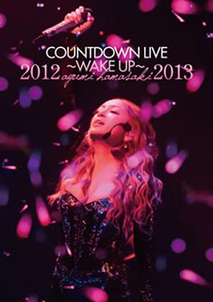 浜崎あゆみ/ayumi hamasaki COUNTDOWN LIVE 2012-2013A〜WAKE UP〜 [DVD]