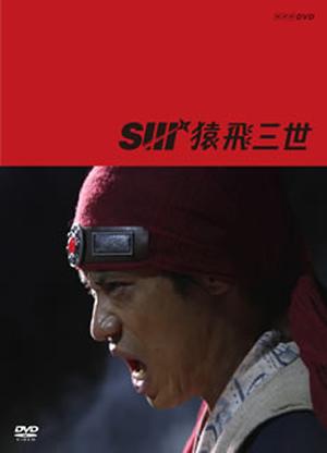 猿飛三世 DVD-BOX〈4枚組〉 [DVD]
