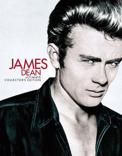 ジェームス・ディーン アルティメット・コレクターズ・エディション〈初回限定生産・3枚組〉 [Blu-ray]