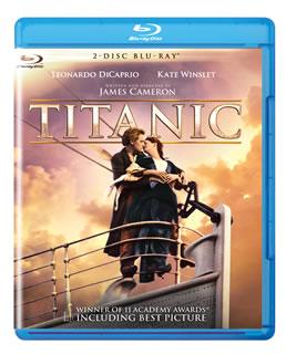 タイタニック〈2枚組〉 [Blu-ray]