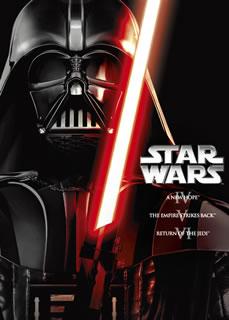スター・ウォーズ オリジナル・トリロジー DVD-BOX〈初回生産限定・3枚組〉 [DVD]