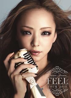 安室奈美恵/namie amuro FEEL tour 2013 [DVD]
