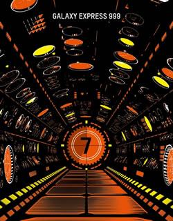 松本零士画業60周年記念 銀河鉄道999 テレビシリーズ Blu-ray BOX-7〈3枚組〉 [Blu-ray]