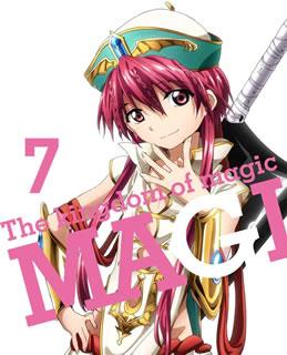 マギ The kingdom of magic 7〈完全生産限定版・2枚組〉 [Blu-ray]