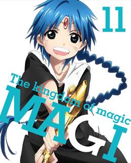マギ The kingdom of magic 11〈完全生産限定版〉 [Blu-ray]