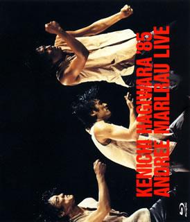 萩原健一/'85 ANDREE MARLRAU LIVE [Blu-ray]